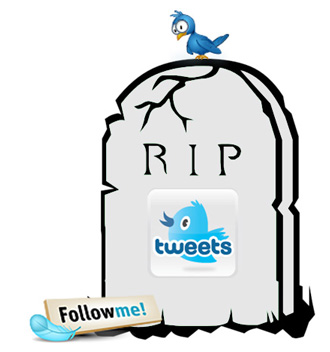 Rest in Peace to Tweets application in LinkedIN
