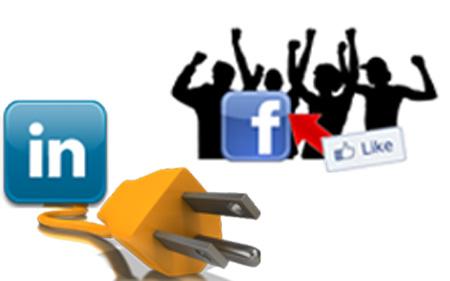 LinkedIn and Facebook workshops